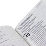 Bíblia sagrada preta - letra maior
