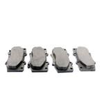 PD528 PASTILHA FREIO TOYOTA/MITSUBISHI Compativel com as pecas HQ2227A HQ2244A N1375