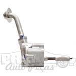 10086 BOMBA OLEO FORD/VW Compativel com as pecas 026115105A BO0725