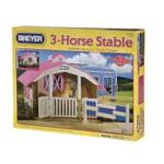 Brinquedo Estábulo rosa - Breyer