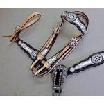 Conjunto Cabecada e Peiteira - Master Saddles 10