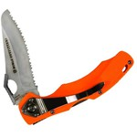 Canivete Noble serrilhado - Arena Knife - Laranja