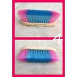 Escova Macia Dandy Partrade 01 - Rosa com Azul