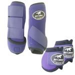 Kit Simples Color Boots Horse Cloche e Boleteira - Roxo
