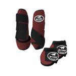 Kit Simples Color Boots Horse Cloche e Caneleira - Colorido 08