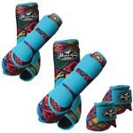 Kit Completo Elite Professionals Choice + Cloche - Estampa Rancho