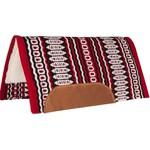 Manta Mustang Canyon Wool Botton Importada - Estampa 04