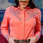 Camisa Miss Country - Mandala