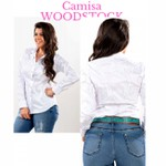 Camisa Miss Country - Woodstock
