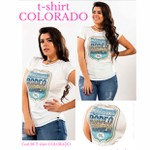 T-Shirt Miss Country - Colorado