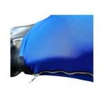Capa de crina Mreis pescoço / Paleta - Azul Preta