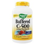 Vitamina C Buferizada - Buffered C-500 - Nature`s Way - 250 Capsulas