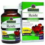 Reishi, Nature`s Answer, 1000 mg, 90 Veggie Caps