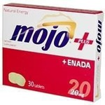 NADH Mojo Plus Enadabb - Co - E1 - 20 mg - 30 Tablets