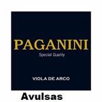 Cordas Avulsas Para Viola Paganini