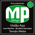 Encordoamento Para Violão MP