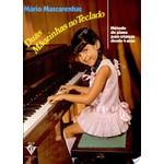 Método Para Piano 2 Mãozinhas No Teclado