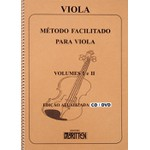 Método Para Viola Facilitado Com CD / Dvd