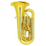 Tuba Sinfônica 4/4 4 pistos 1 rotor Hoyden