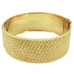 Bracelete de Ouro Feminino