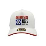 RHS-158 Trucker Rhino Size Branco EUA