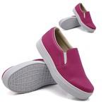 Tal mãe, tal filha: Slip On Liso Pink DKShoes