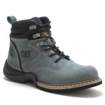 Bota Caterpillar Lock Comfort Cinza Plus