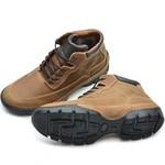 Bota Casual Plus Adventure Rota Shoes Whisky 100% Couro