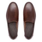 Sapato Masculino Loafer Caspio Café Samello