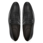 Sapato Social Lauro - Preto # Clássico Masculino Loafer