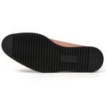 Casual Clio - Amêndoa # Sapato Casual Masculino Derby