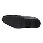 Sapato Clássico Masculino Loafer Pratto Preto Samello