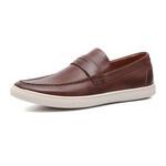 Sapato Mocassim Chepen - Tan | Sapato Masculino Loafer