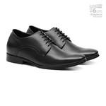 Elevator Pasco - Preto | Sapato Social Masculino Derby