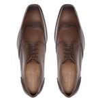 Sapato Clássico Masculino Derby Rover Moss Samello