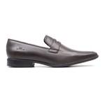 Sapato Clássico Masculino Loafer Lauro Café Samello