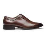Sapato Clássico Masculino Oxford Maverick Moss Samello