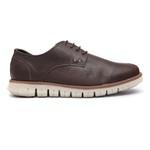 Casual Cordoba - Café # Sapato Casual Masculino Derby