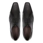 Sapato Clássico Masculino Oxford Mille Preto Samello