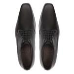 Sapato Clássico Masculino Oxford Savana Preto Samello