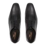 Sapato Clássico Masculino Elevator Oxford Patria Preto Samello