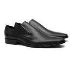 Sapato Social Siles - Preto | Clássico Masculino Loafer