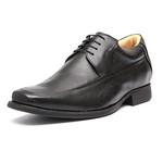Sapato Clássico Masculino Derby Johannes Gel Preto Samello
