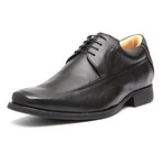 Sapato Social Johannes - Preto # Clássico Masculino Derby