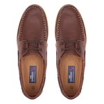 Deckshoes Masculino Gran Chocolate Samello
