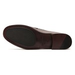 Sapato Masculino Loafer Bossier Café Samello