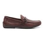 Sapato Masculino Loafer Tustin Café Samello