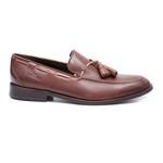 Sapato Masculino Loafer Franz - Marrom