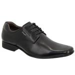 Sapato SÂndalo Social Portland Preto