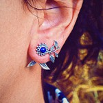 Ear Jacket Flor | Coleção Flora
